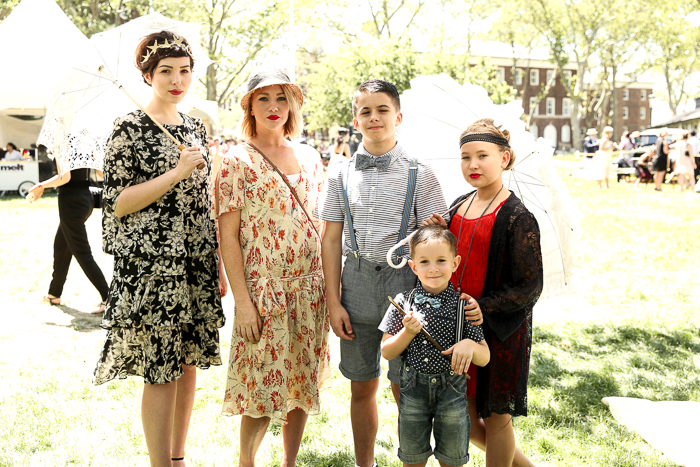 Governor's Island jazz age lawn party