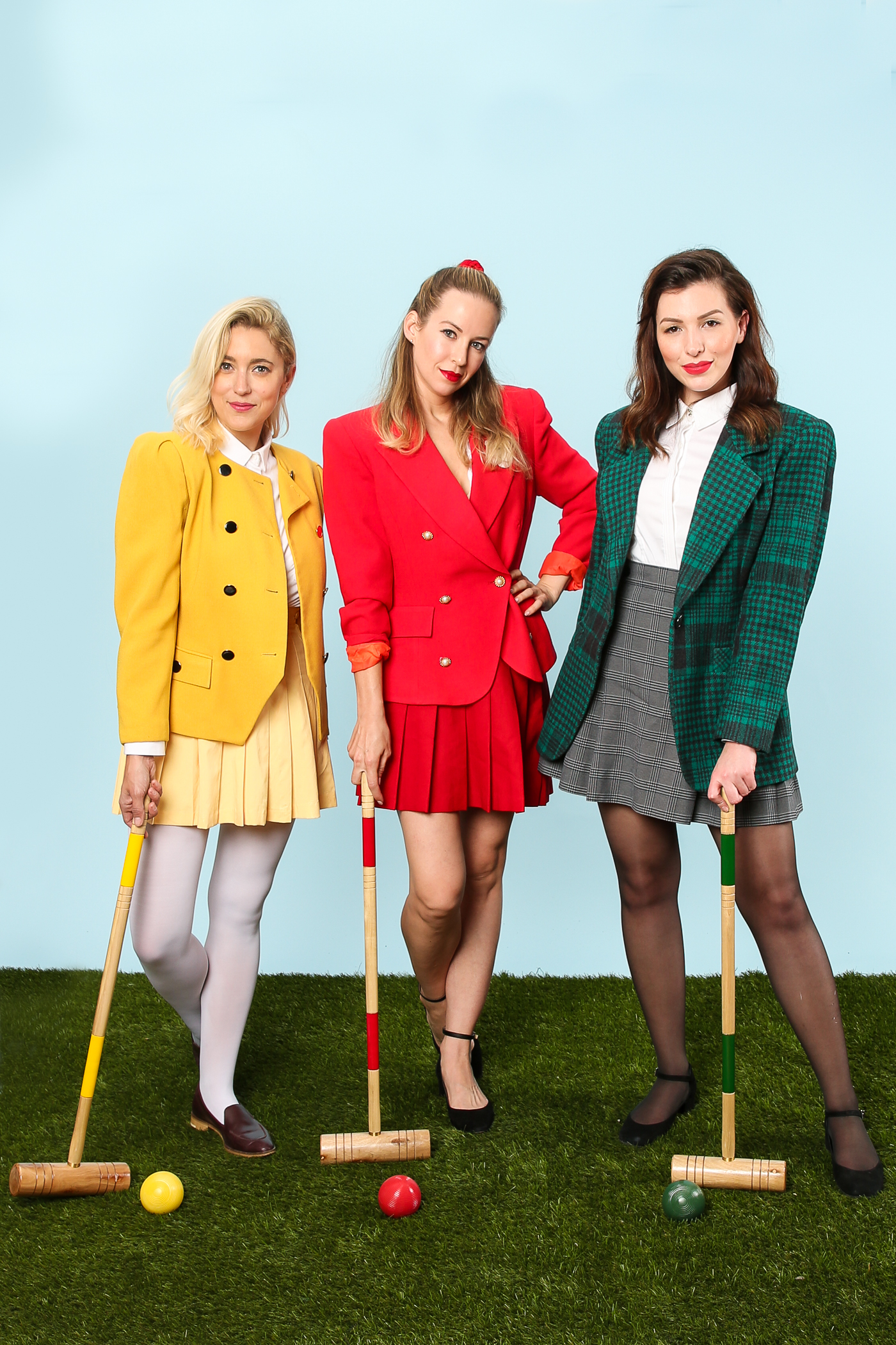 Prime Motor Group >> Halloween Group Costume Idea: Heathers (How Very!)