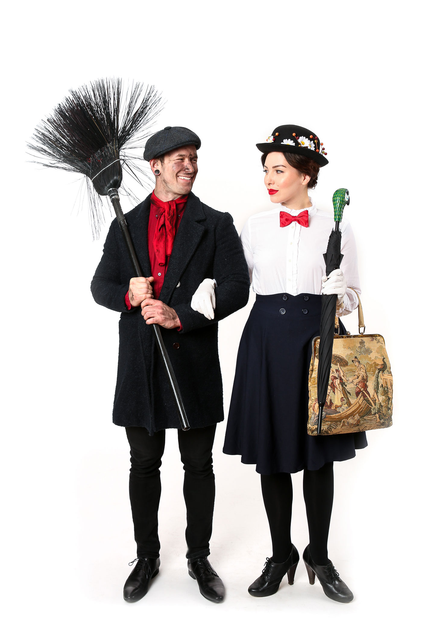 mary poppins costume bert costume halloween couples. Black Bedroom Furniture Sets. Home Design Ideas