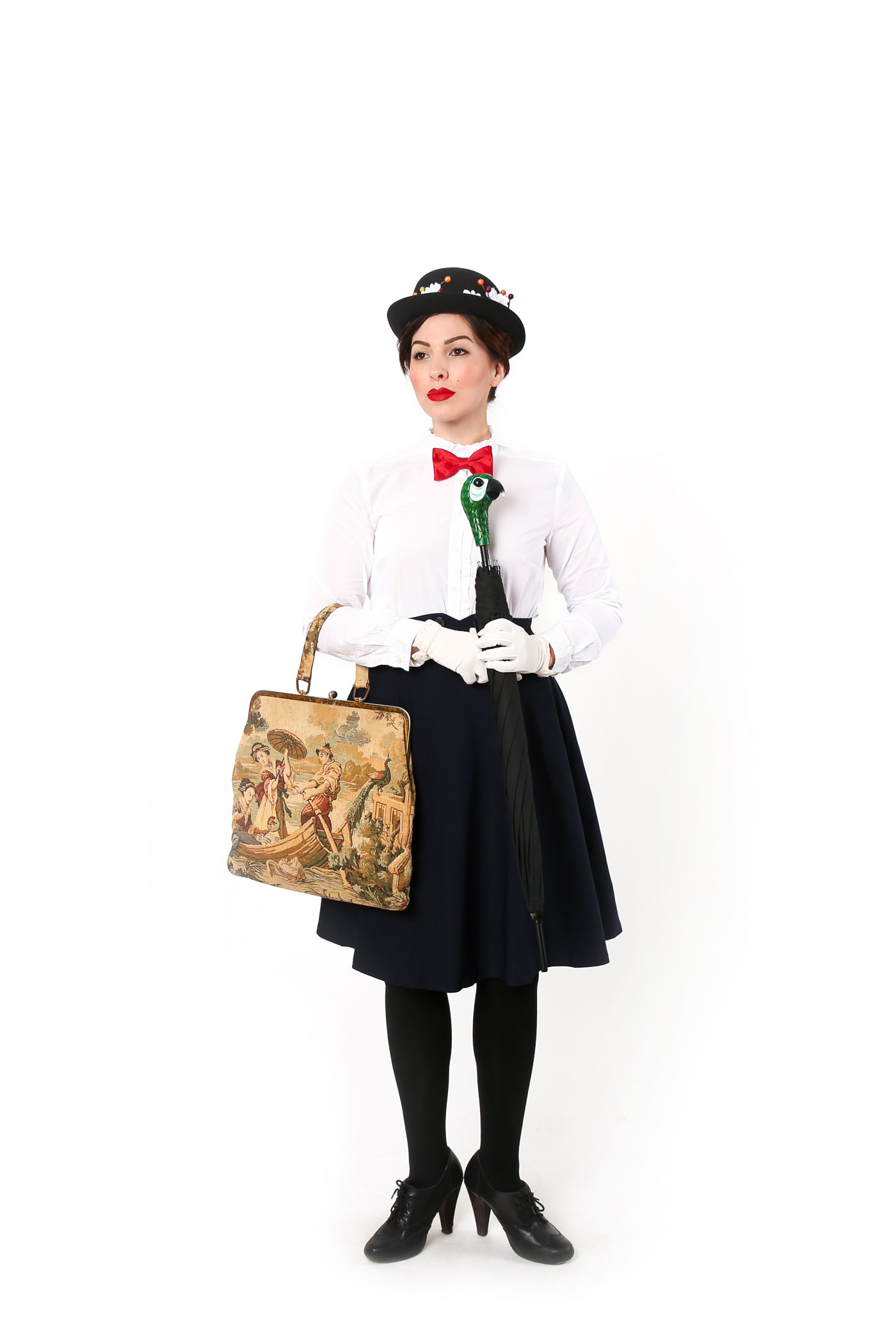 These Mary Poppins costume ideas are practically perfect in every way. Discover the secrets of creating your own incredible DIY costume this year. Discover the secrets of creating your own incredible DIY costume this year.