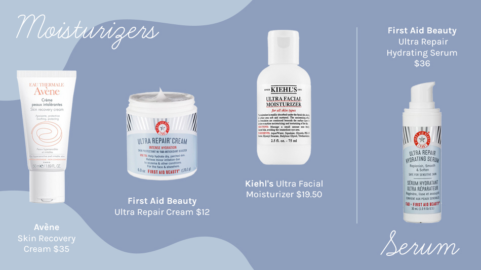 Affordable Moisturizers, Affordable Serums, Affordable Skin Care Products That Actually Work