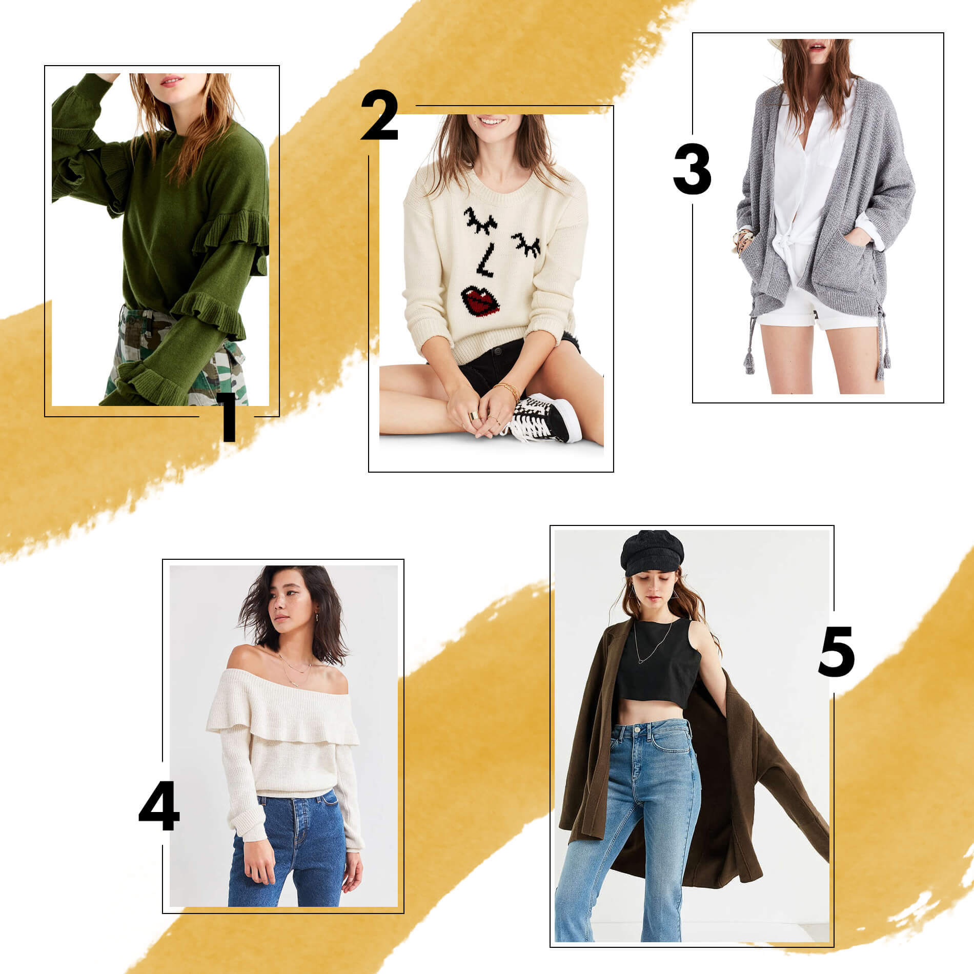 10 Fall Sweaters To Buy Now!