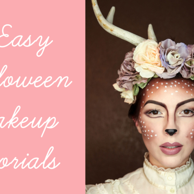 7 easy halloween makeup tutorials to try