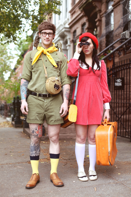 moonrise kingdom couples costume wes anderson halloween