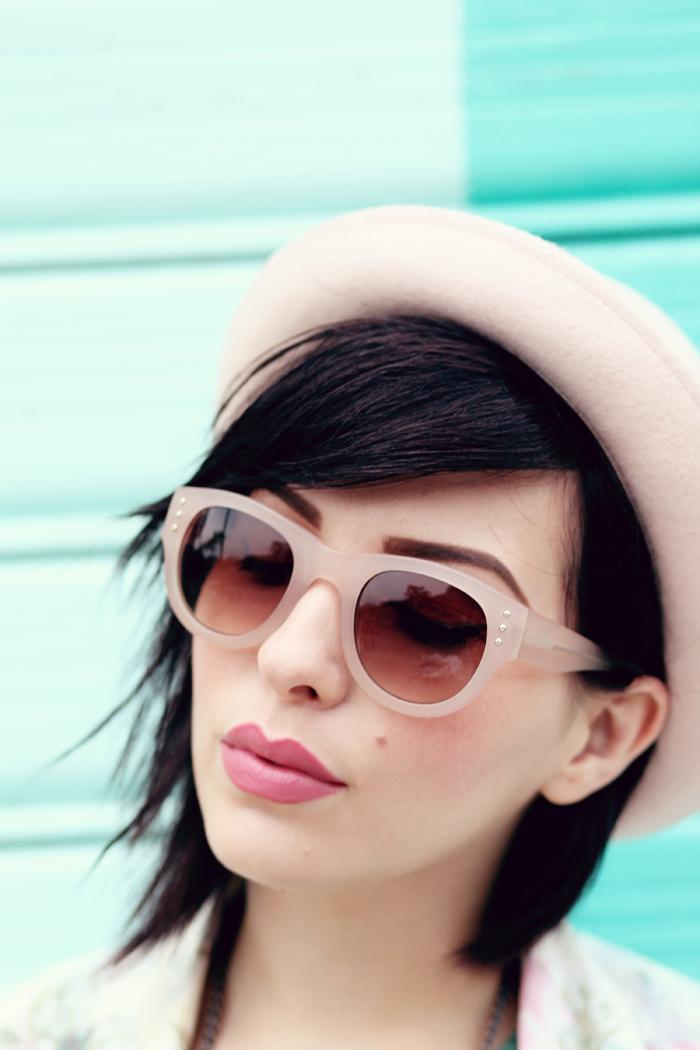 Rowley Eyewear Keiko Lynn