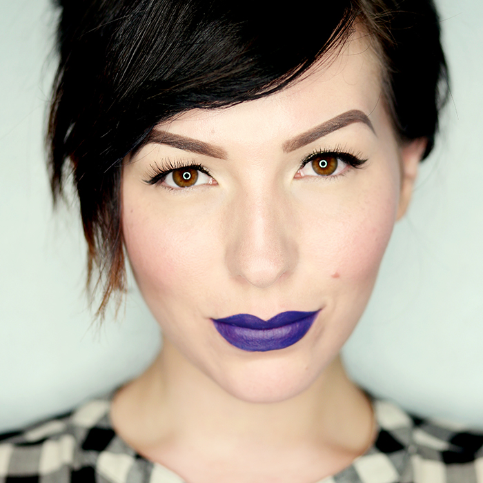 mac cosmetics matte royal lipstick