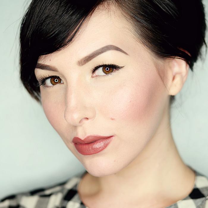 mac cosmetics whirl lipstick