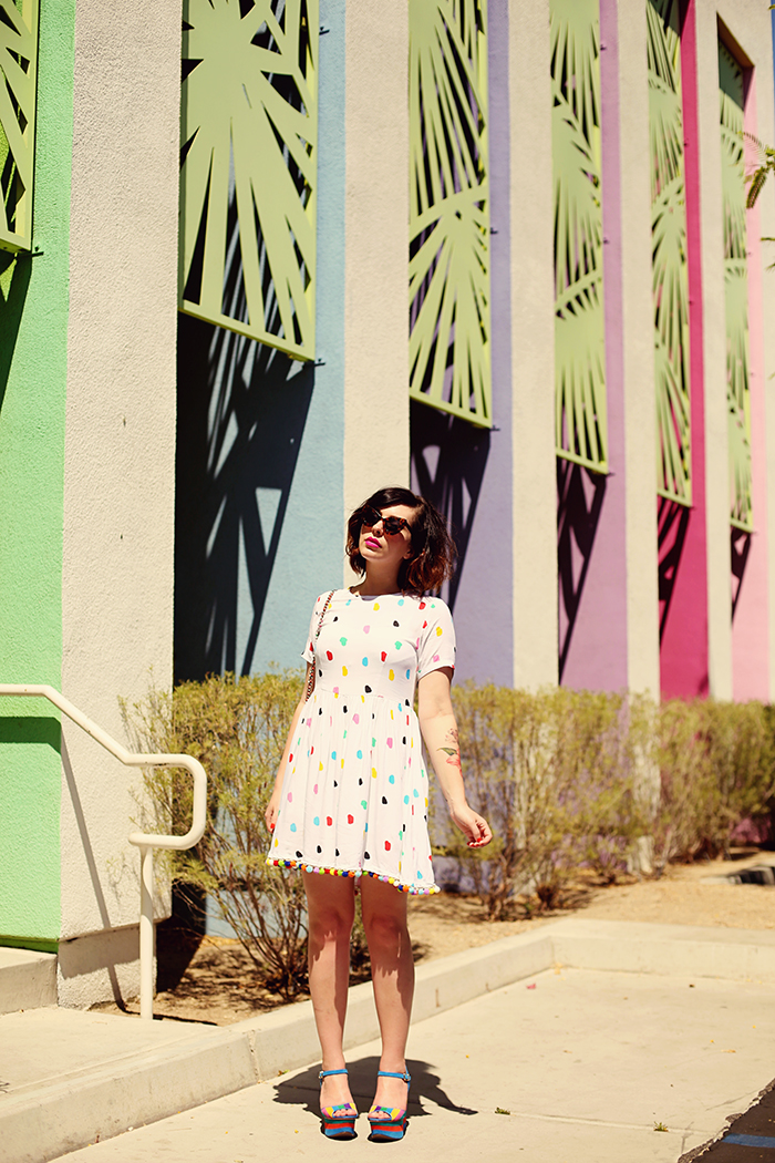 palm springs saguaro lazy oaf dress keiko lynn