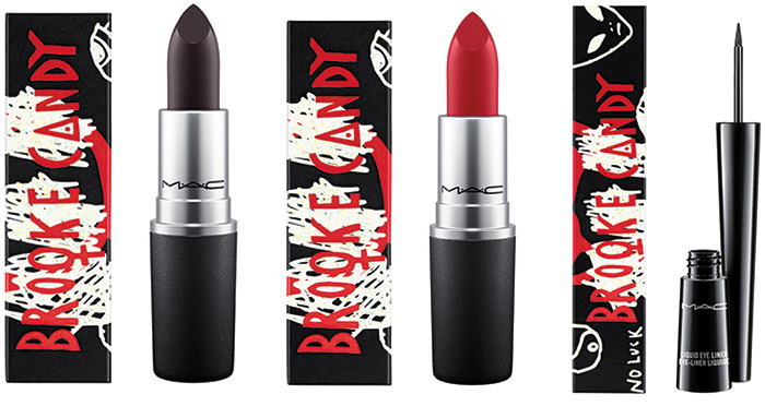 brooke candy mac collection