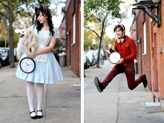 alice in wonderland costumes & Last Minute Halloween Costume Ideas - Keiko Lynn