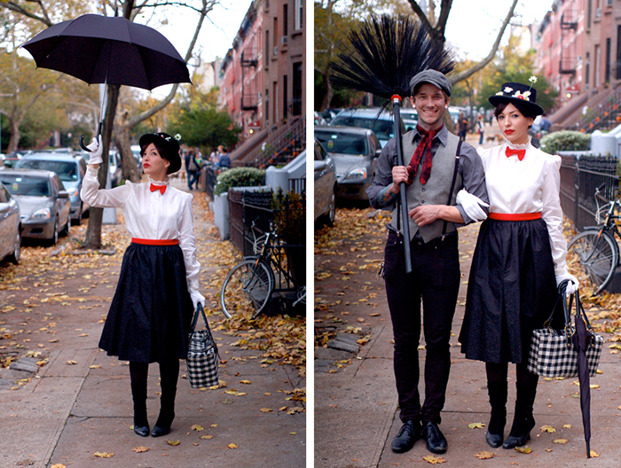 Last Minute Halloween Costume Ideas. mary poppins ...  sc 1 st  Keiko Lynn : mary poppins costume idea  - Germanpascual.Com