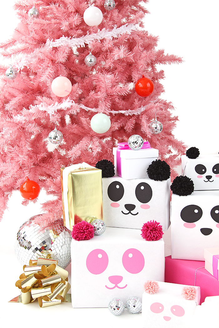 Panda Presents DIY - How to Wrap Your Gifts