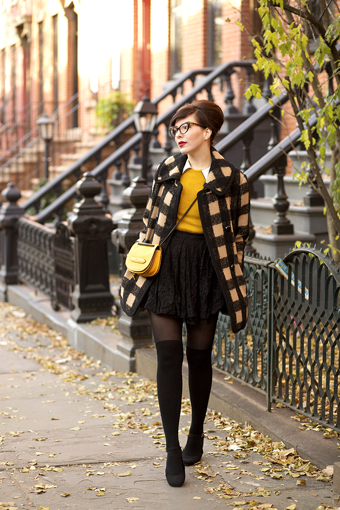 modcloth and trina turk coat 1