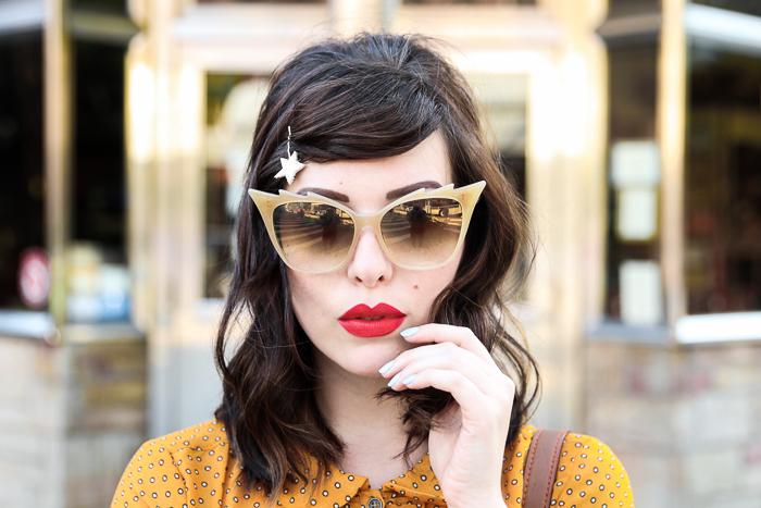 3cbf8d12a713 ... keiko lynn dita hurricane sunglasses mustard forever 21 dress keiko  lynn mustard forever ...