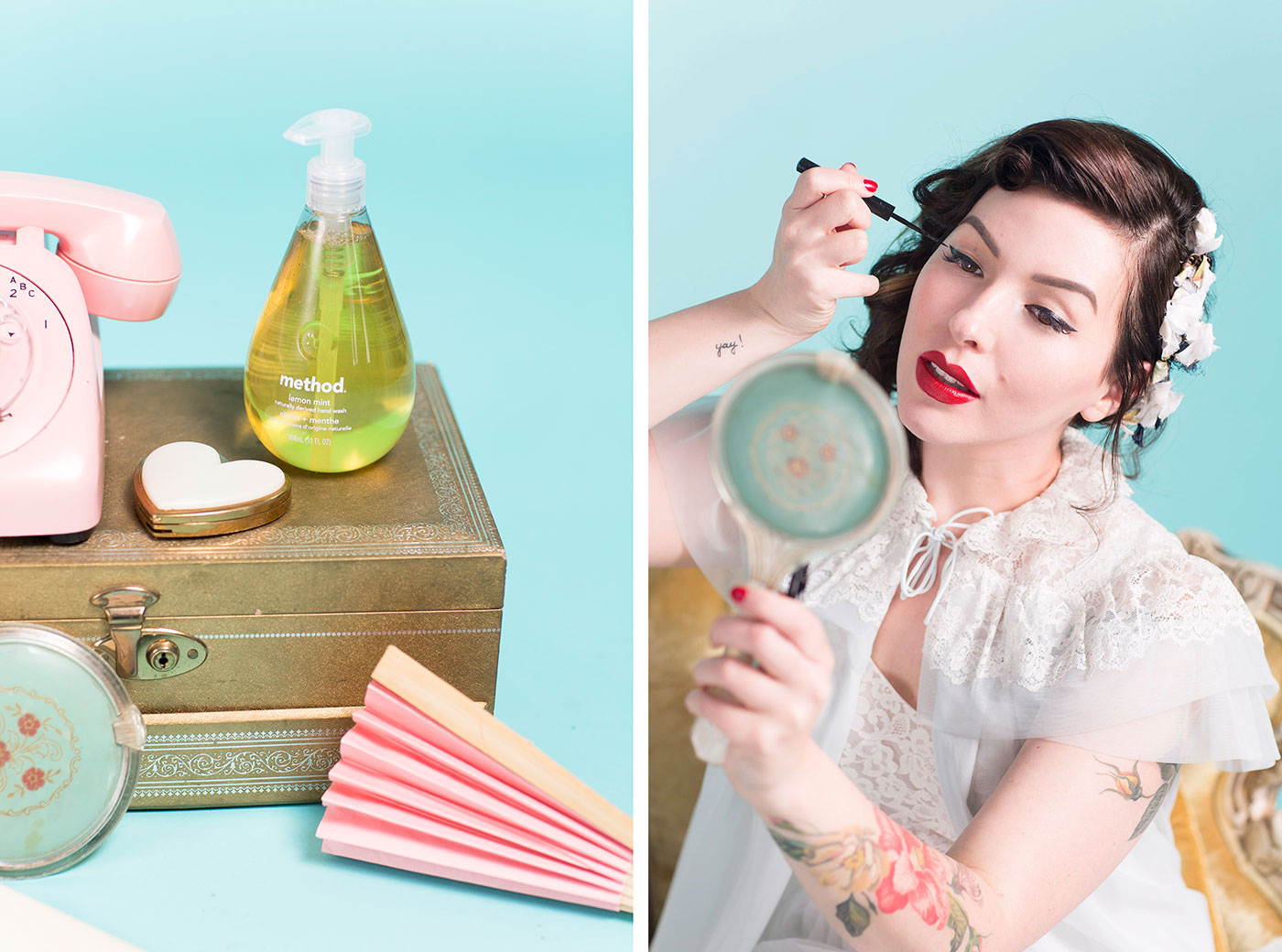 simple beauty tips and tricks, beauty hacks with everyday household items