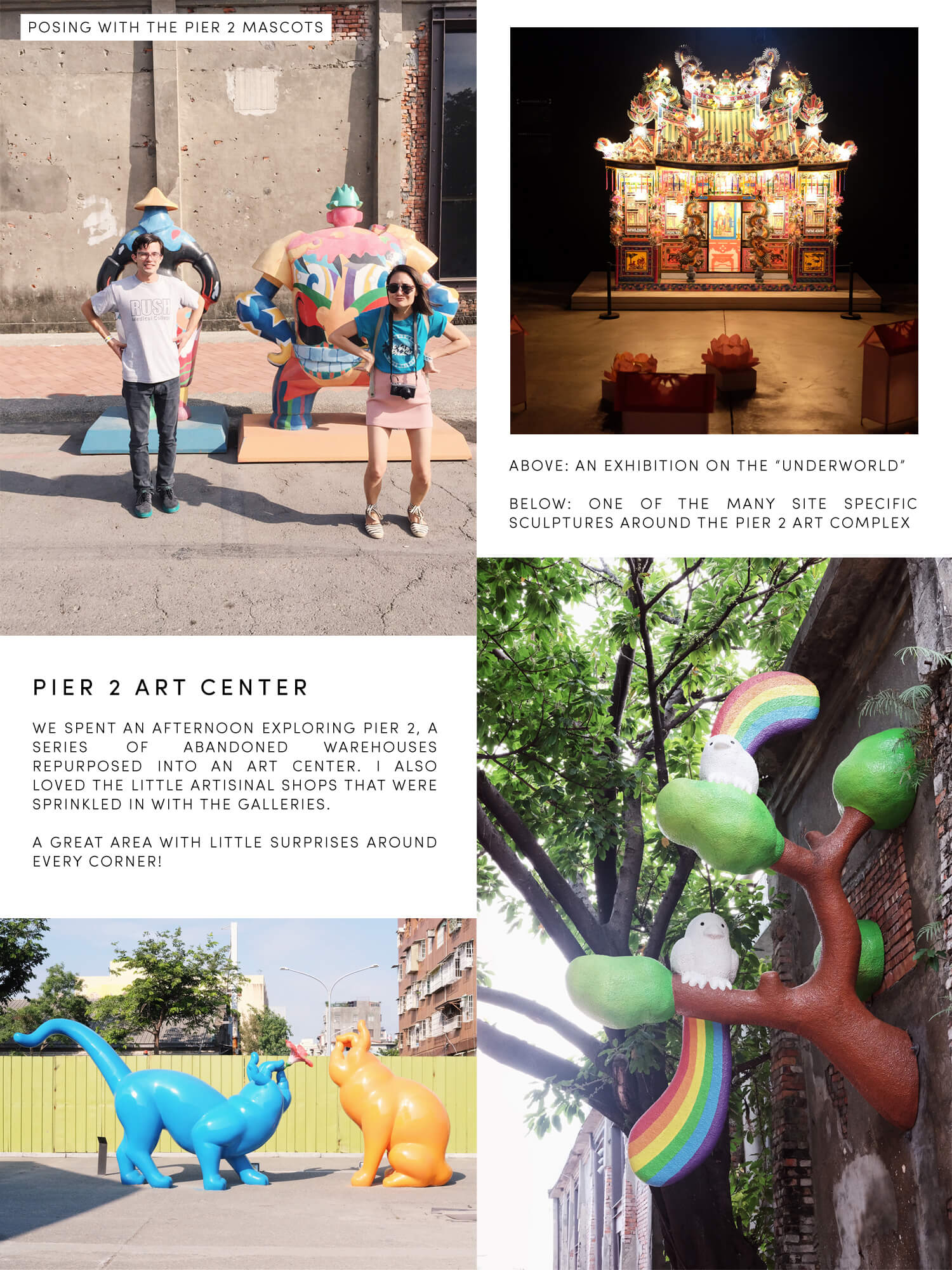 Guide to Kaohsiung Taiwan - Things To Do in Kaohsiung - Pier 2 Art Center