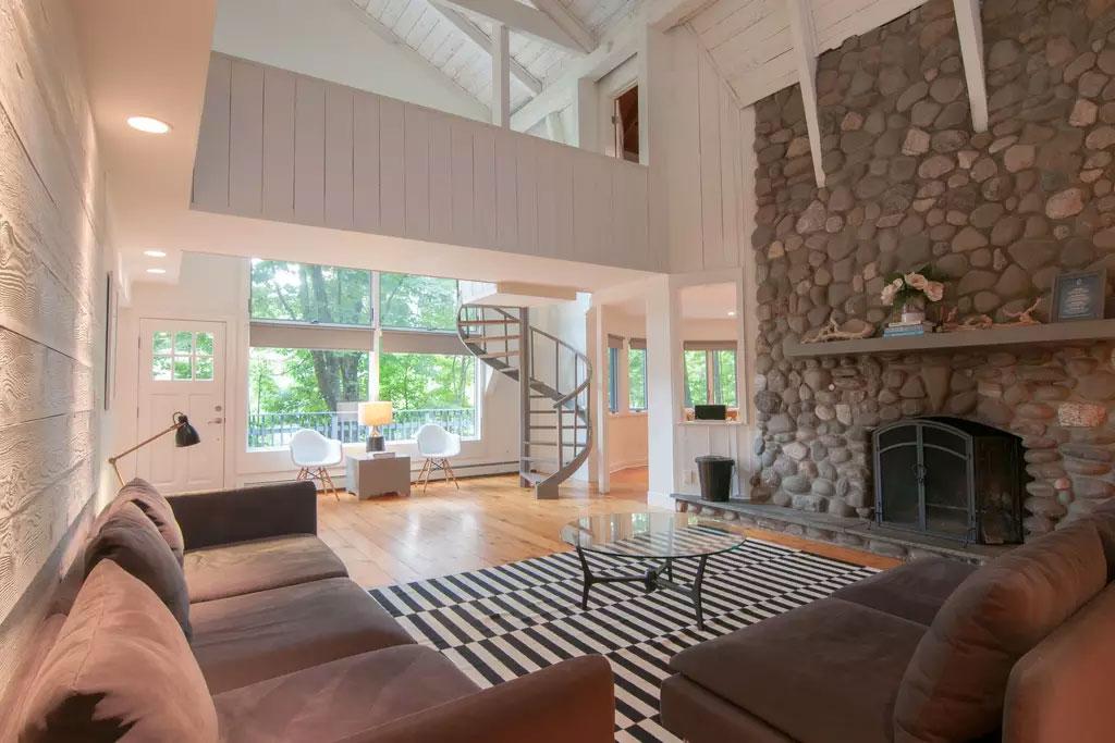 winter airbnb getaways