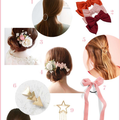 hair accessories roundup