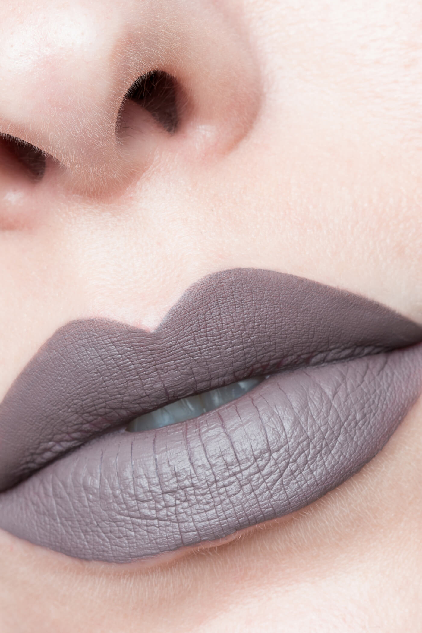 smashbox always on matte liquid lipstick chill zone swatch