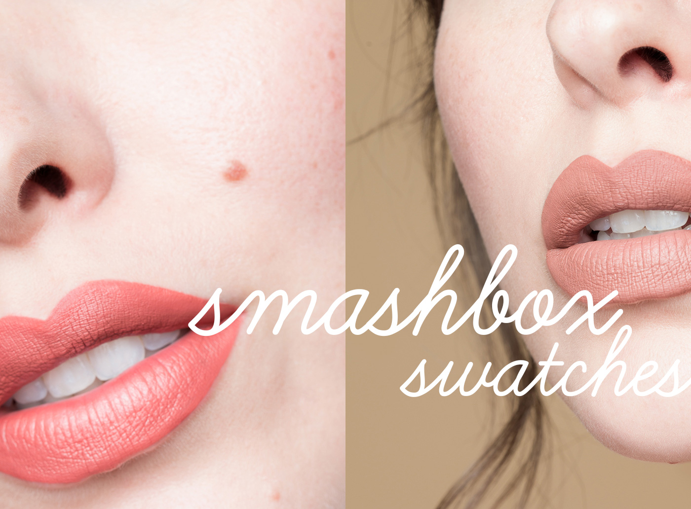 smashbox always on matte liquid lipstick swatches