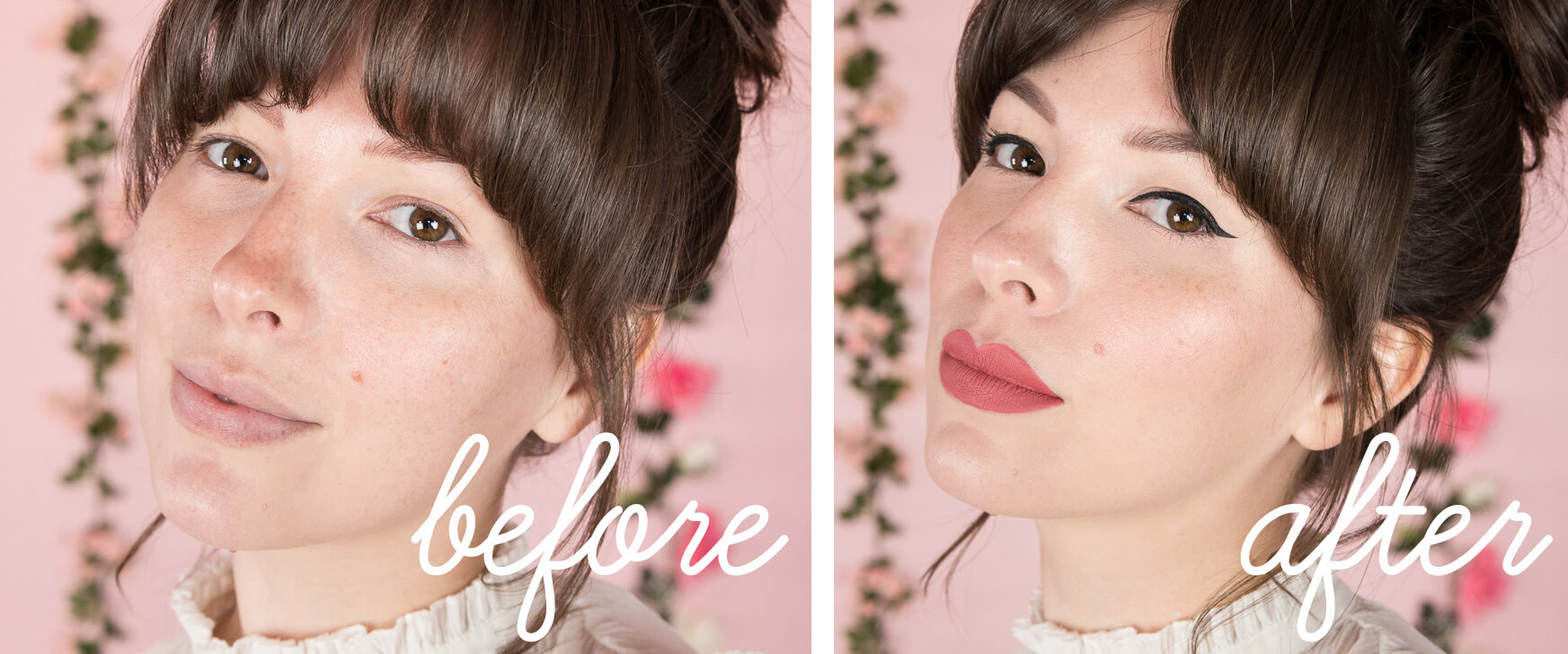 how to fake flawless dewy skin with makeup