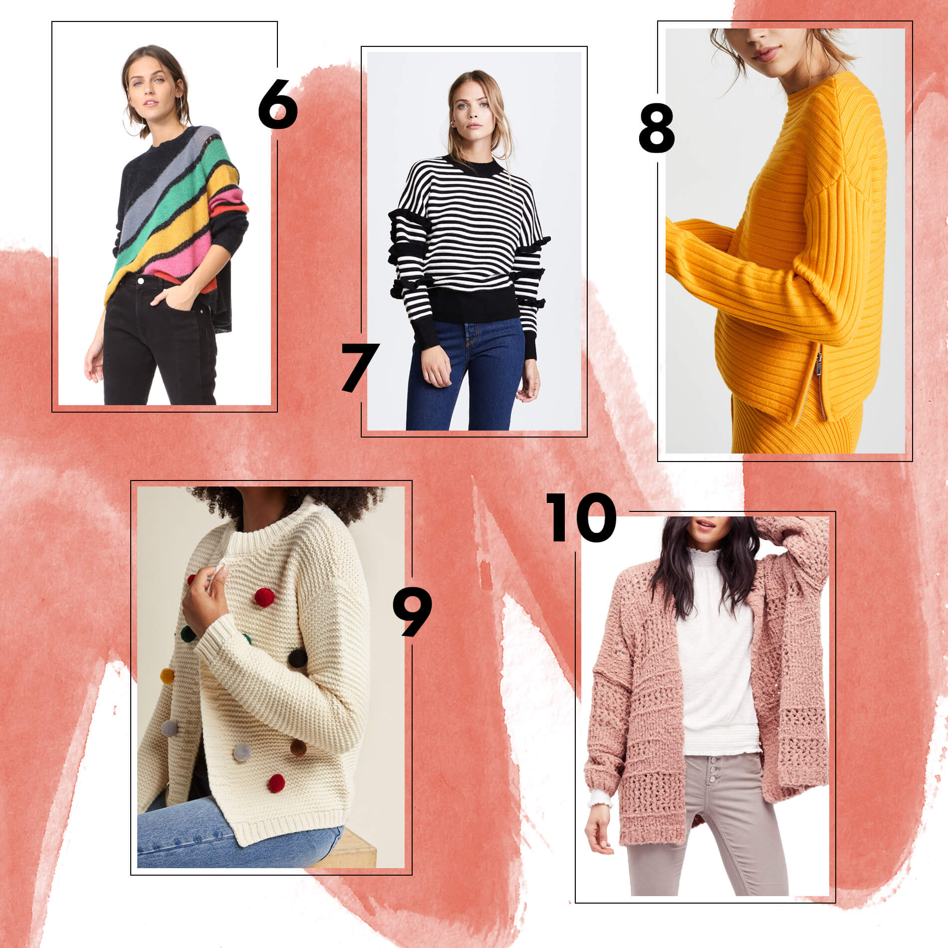 Fall Sweaters You Need To Buy Now! - Keiko Lynn