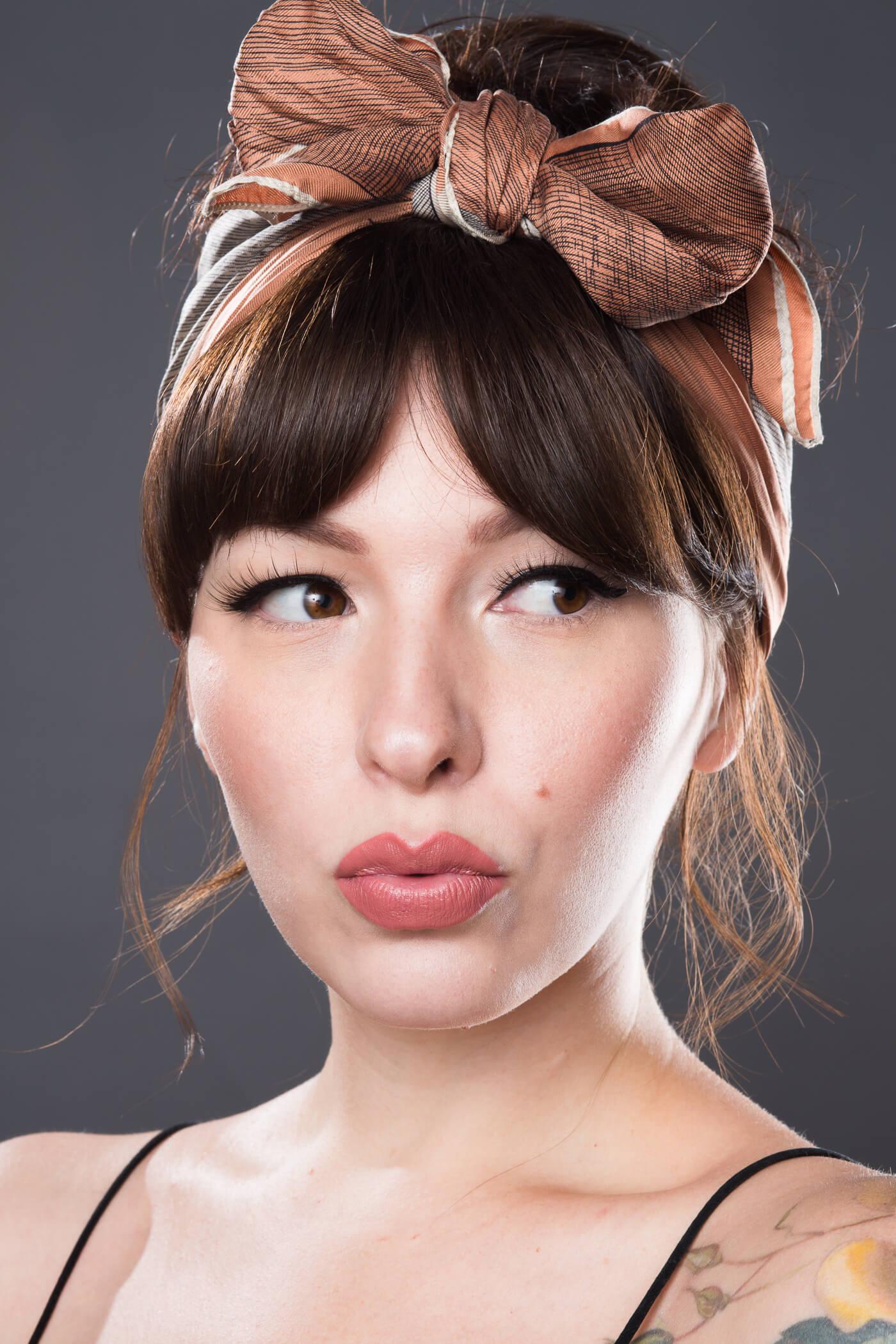 100% pure lipstick swatches Cocoa Butter Matte Lipstick in Cassia