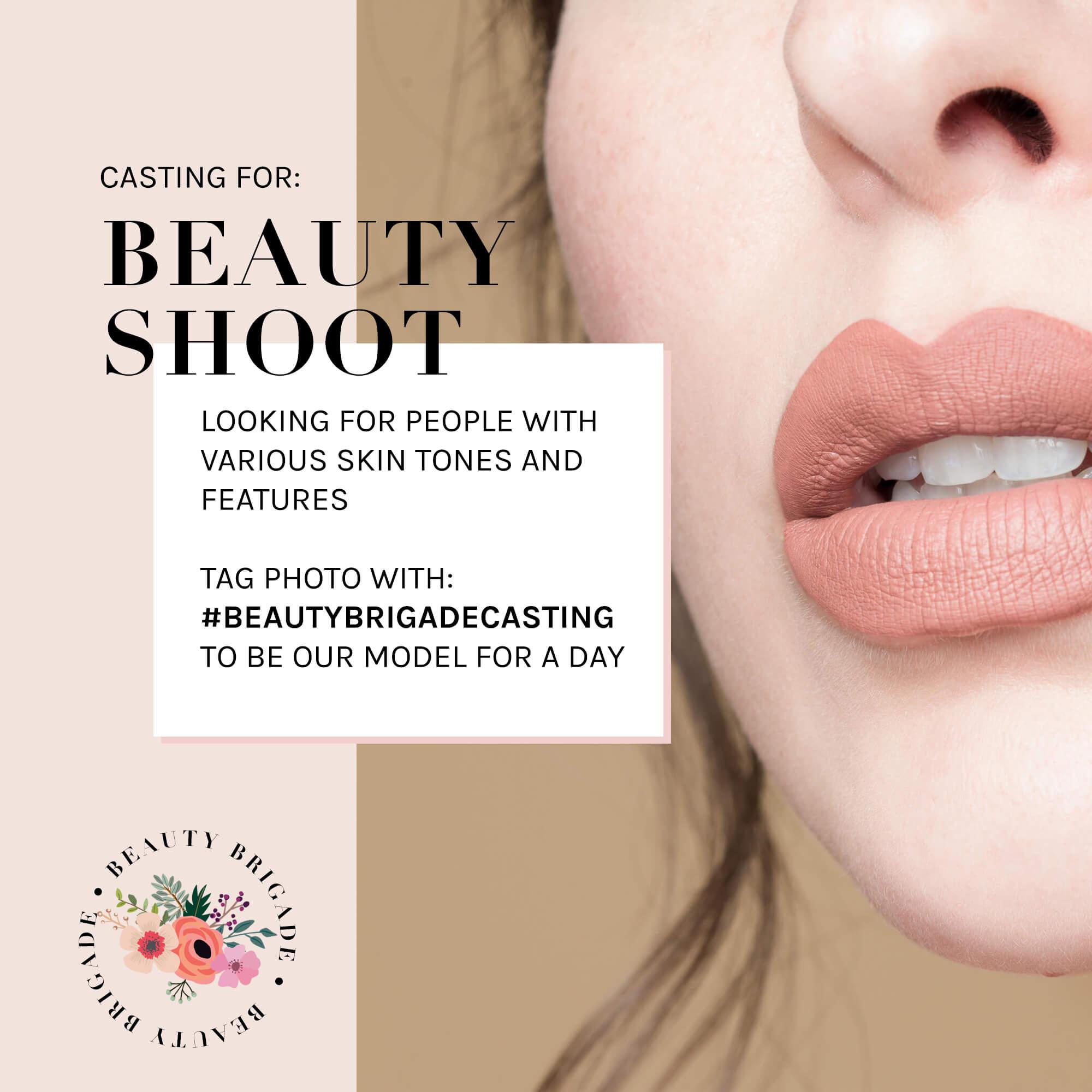 beauty brigade by keiko lynn
