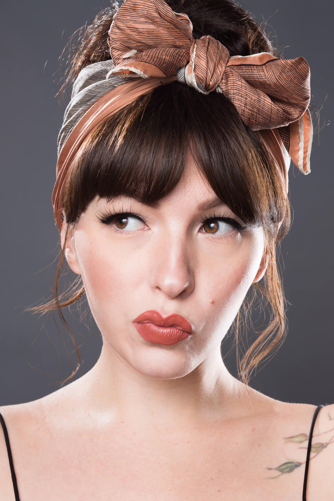 100% pure lipstick swatches Cocoa Butter Matte Lipstick in Mojave