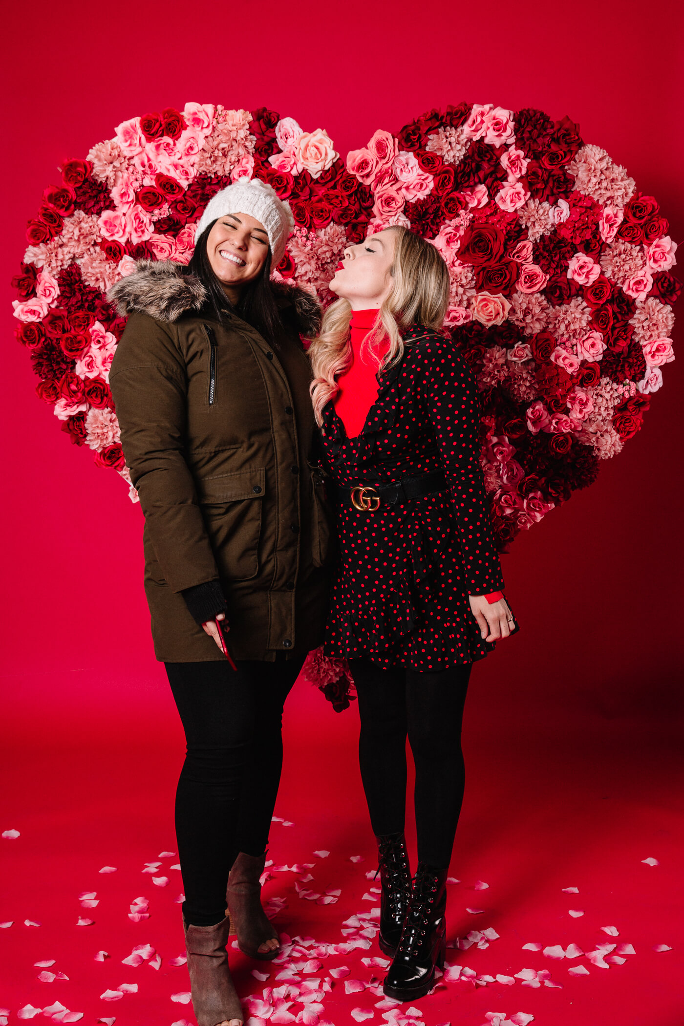 Galentine's Day Brunch at Brooklyn Brigade with Victoria Sanders, Rach Martino