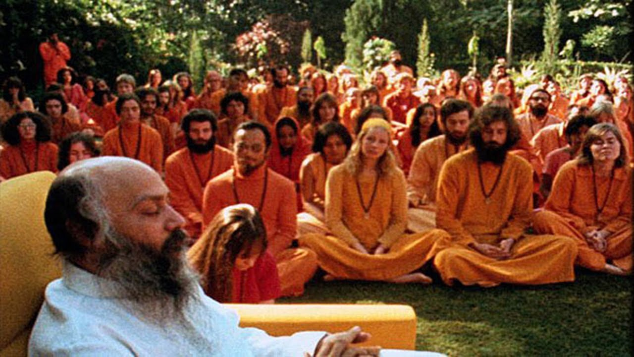 docu-series you should watch, wild wild country, rajneesh movement