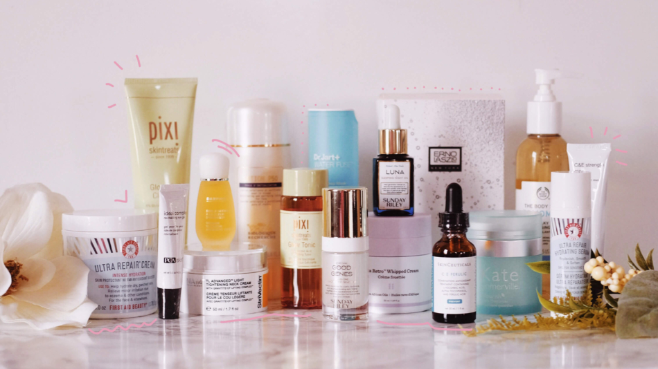 keiko lynn best skin care products 2018