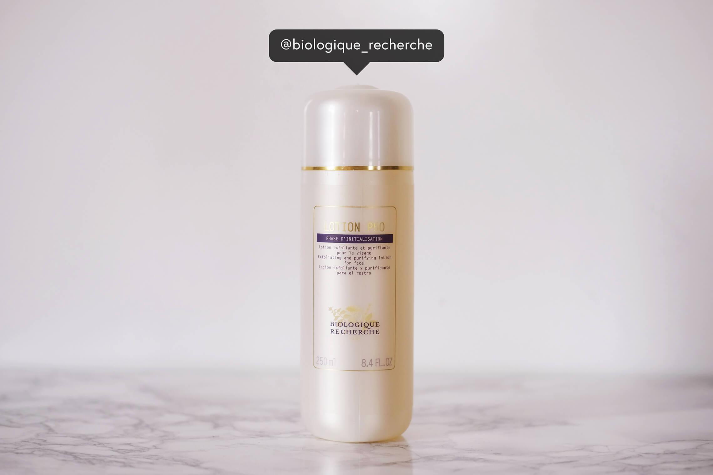 keiko lynn best skin care products 2018 biologique recherche lotion p50