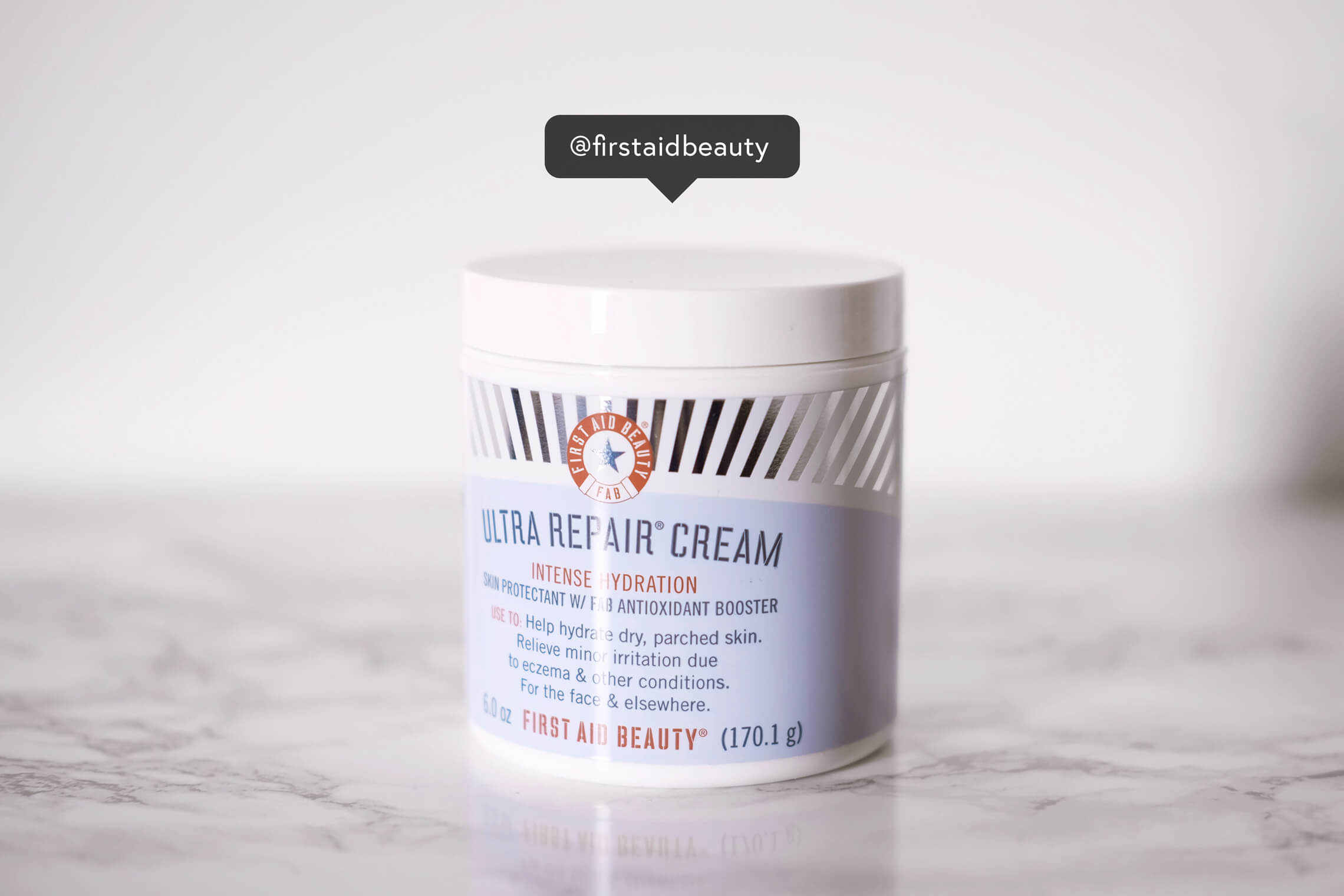 keiko lynn best skin care products 2018 first aid beauty ultra repair cream