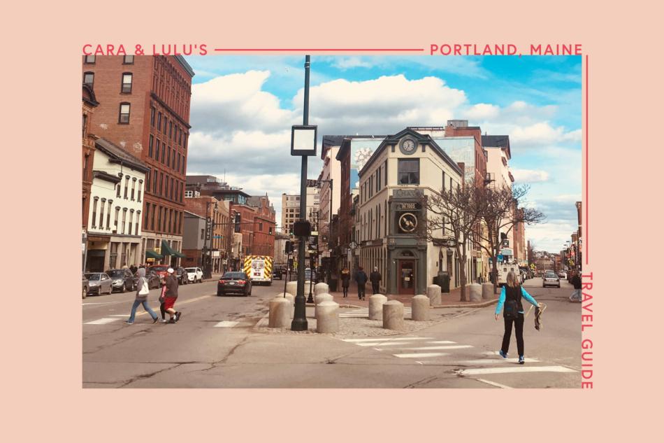 Portland Maine Travel Guide