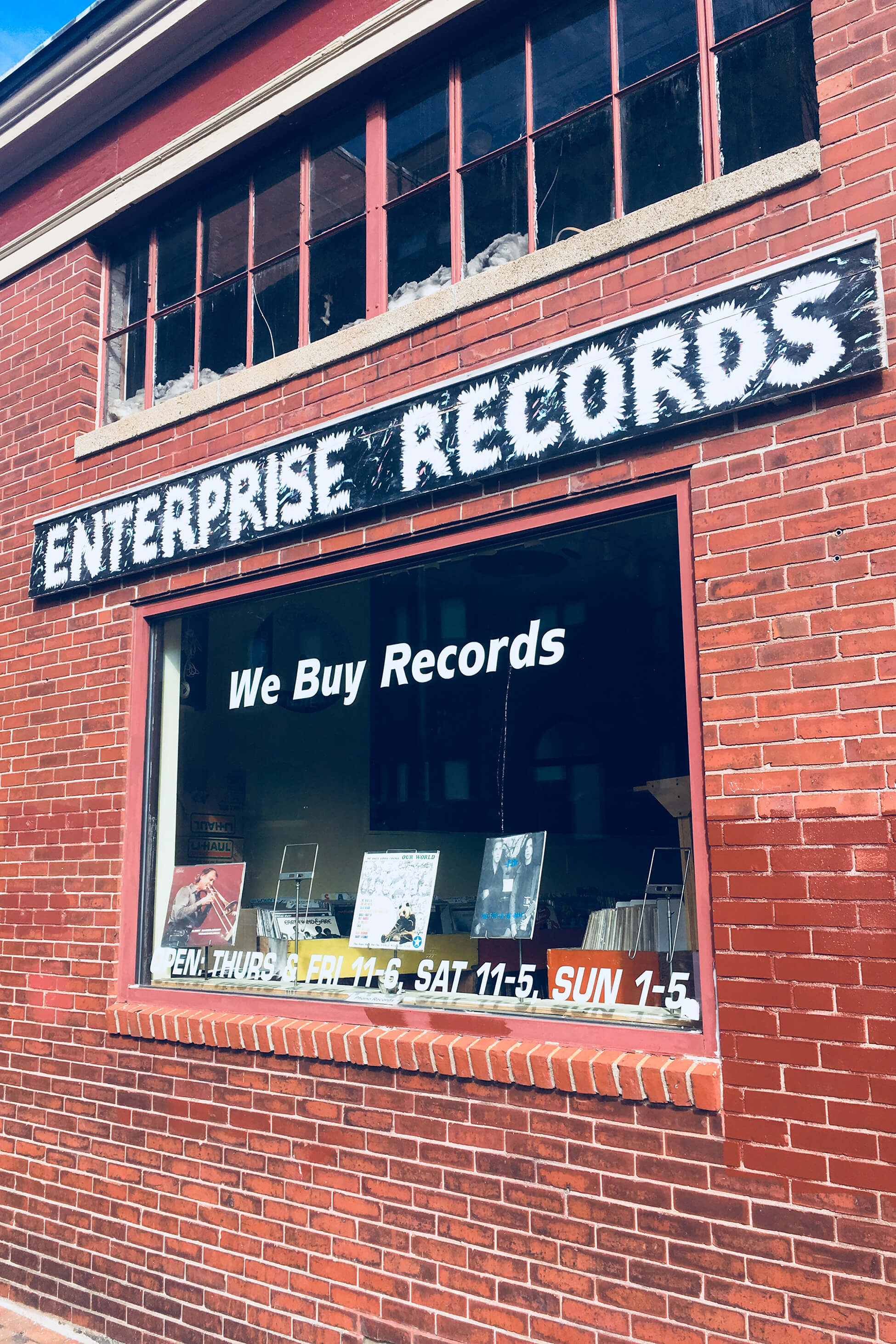 Portland Maine Travel Guide - Enterprise Records