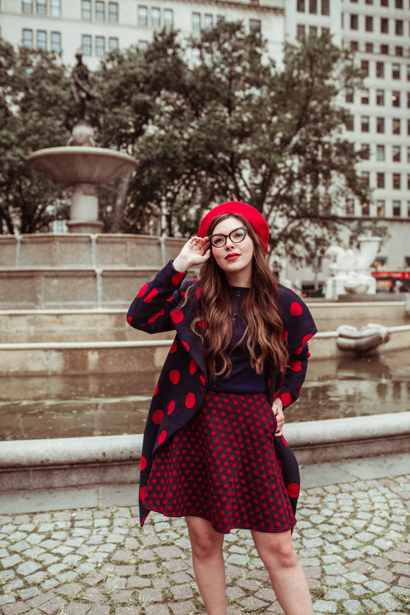 modcloth fall outfit ideas, 60s inspired outfit