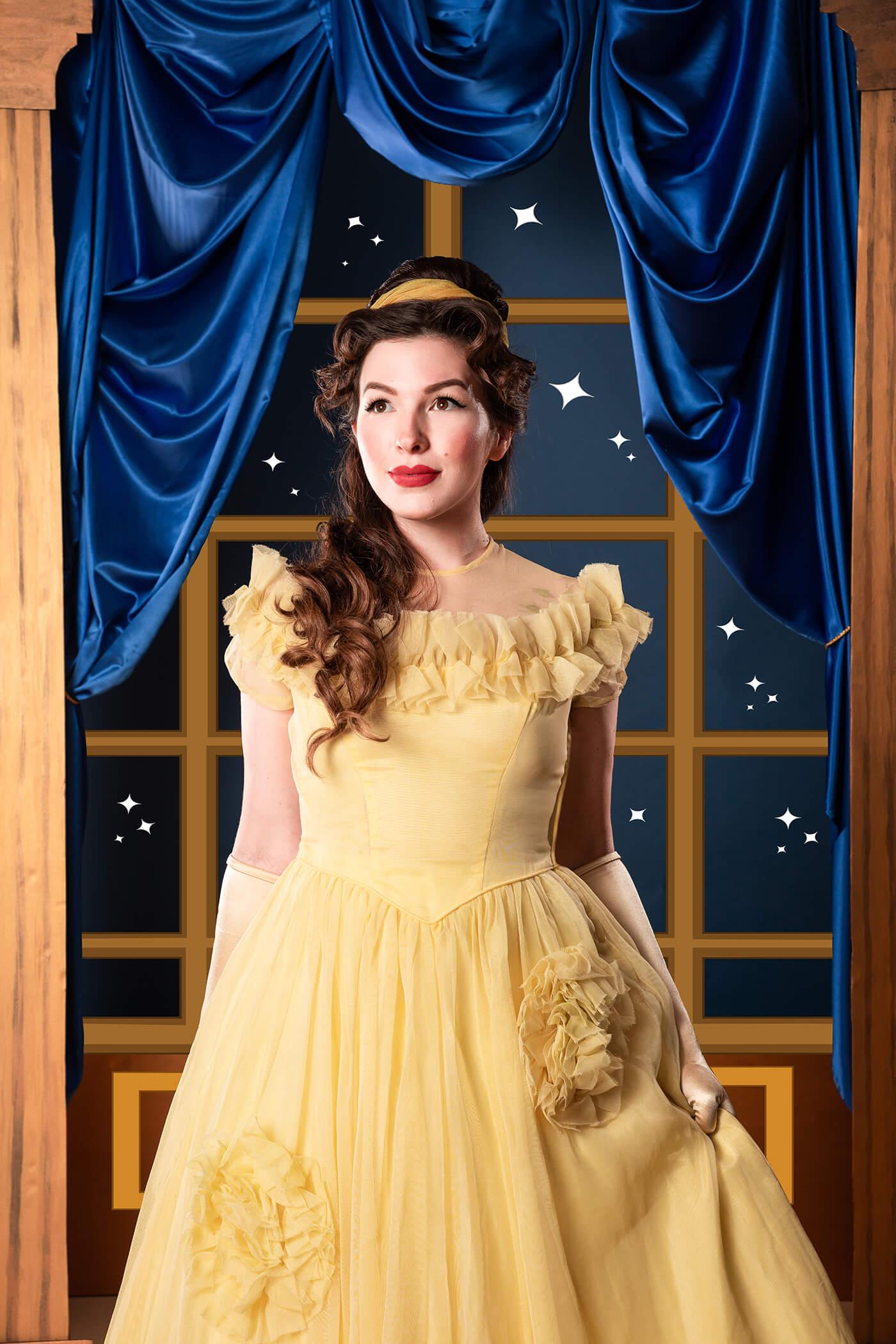 belle disney halloween costume keiko lynn