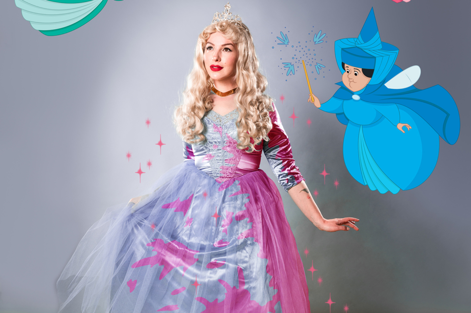 sleeping beauty disney halloween costume