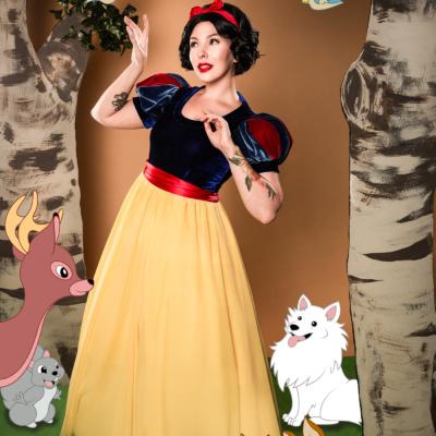 snow white halloween costume keiko lynn