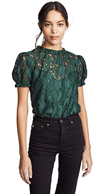 dRA lace top