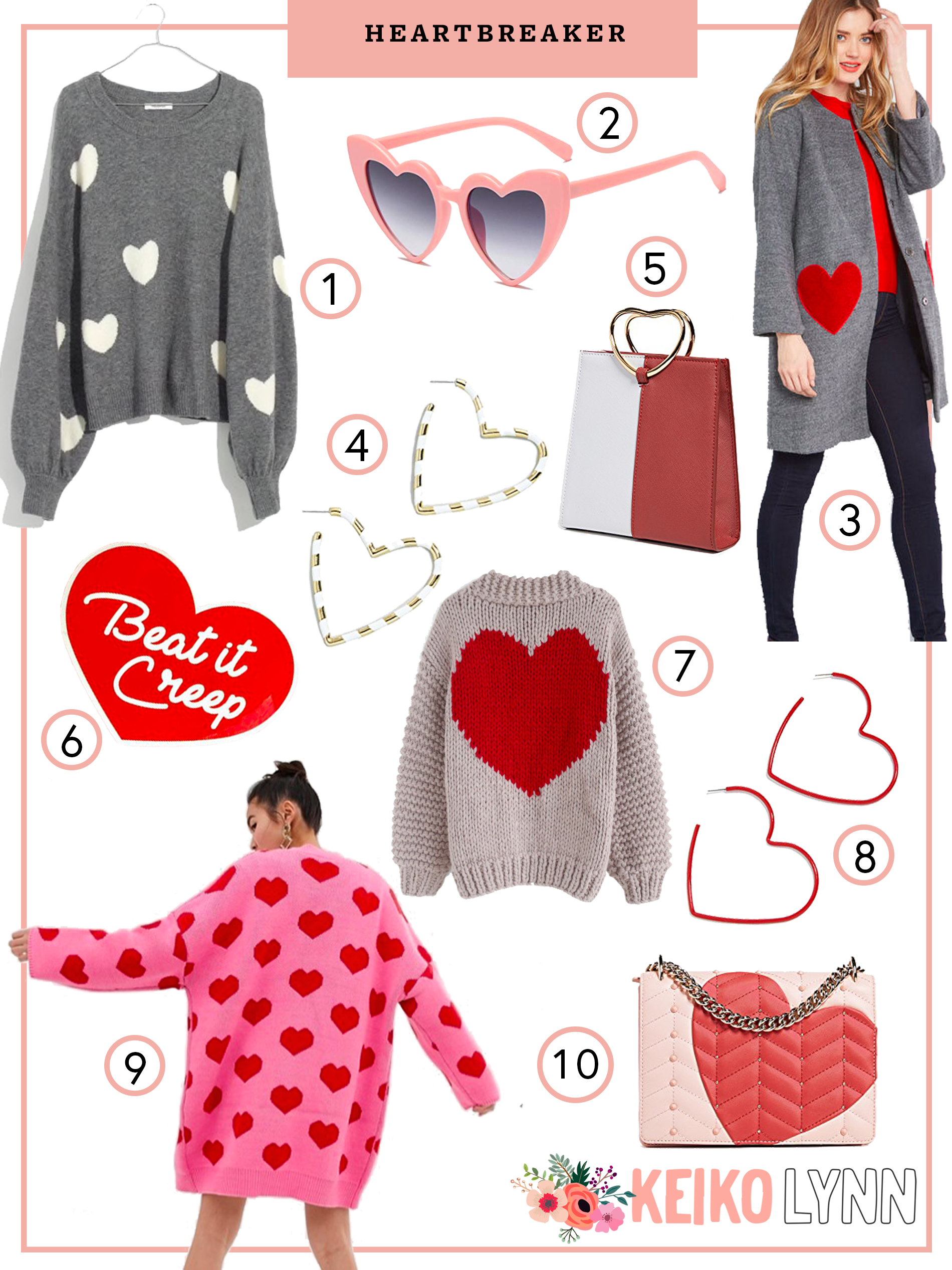 HEARTBREAKER Valentine's Day shopping guide: