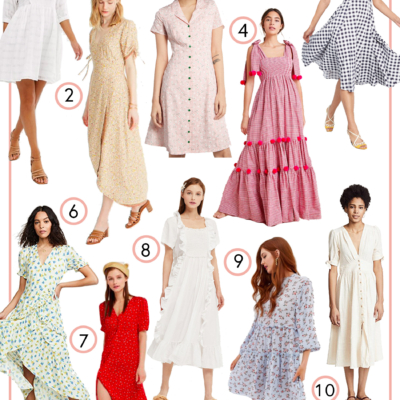 affordable spring dresses 2019