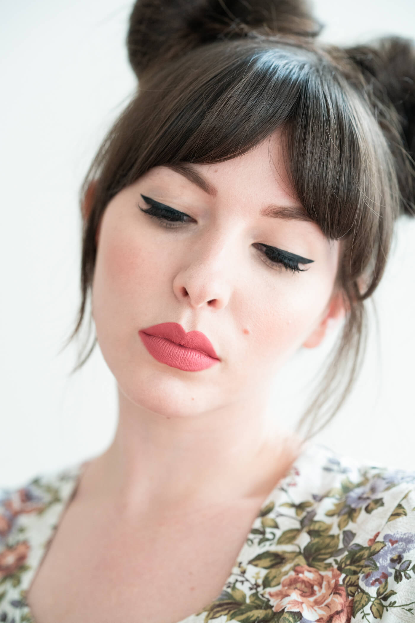best rosy lipstick smashbox babe alert liquid lipstick