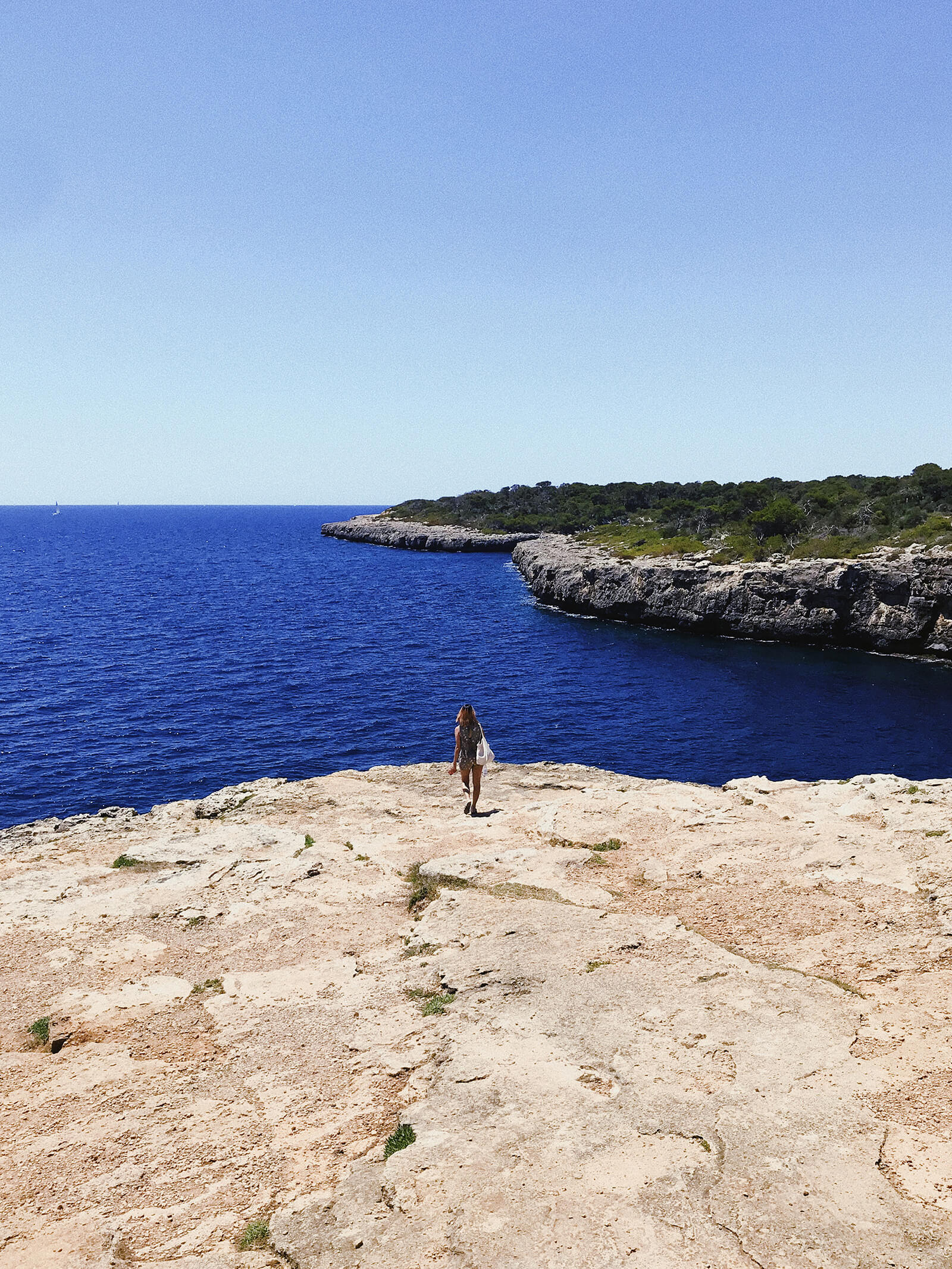 Mallorca travel guide, Cala Pi, best beaches in Mallorca