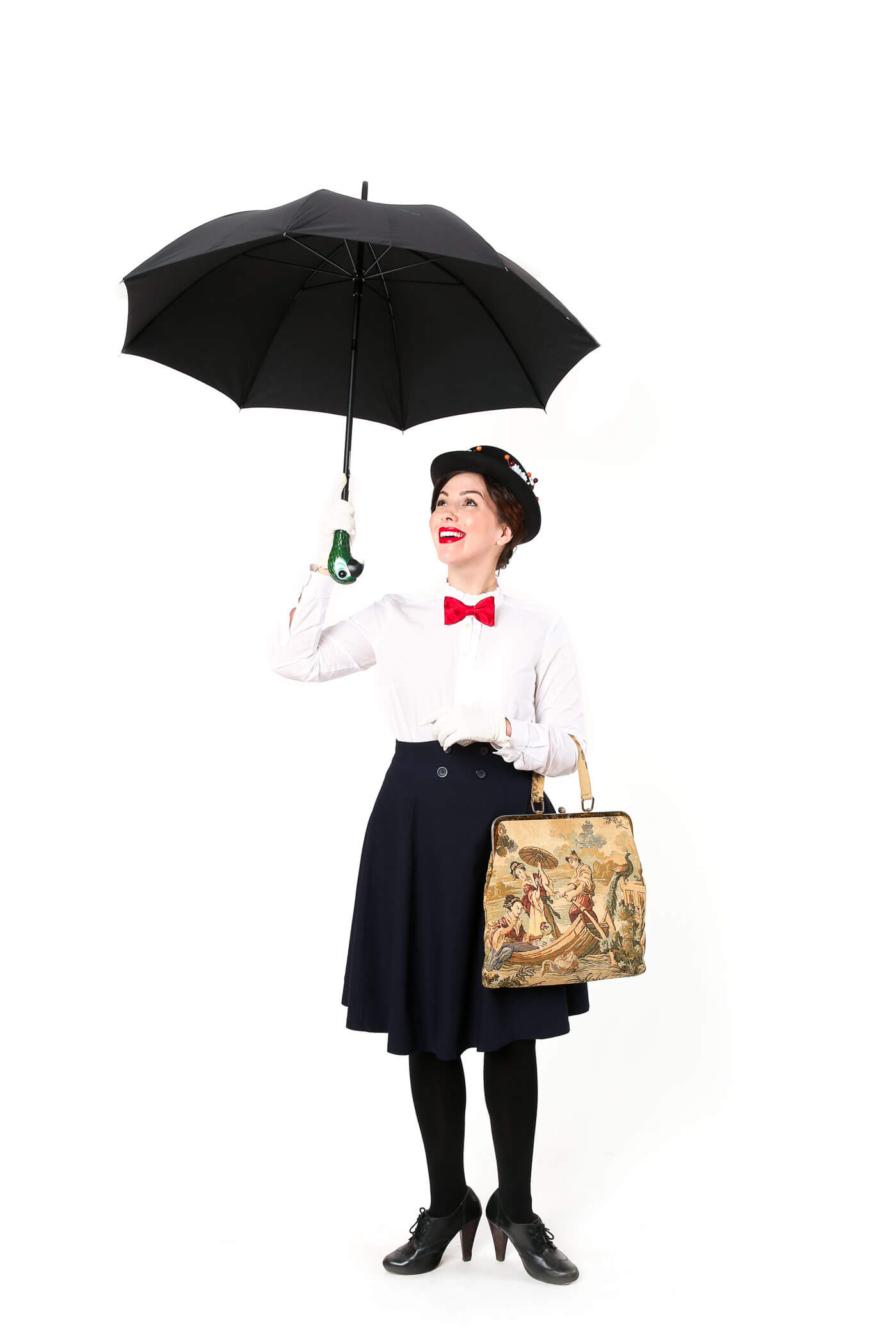 mary poppins diy costume