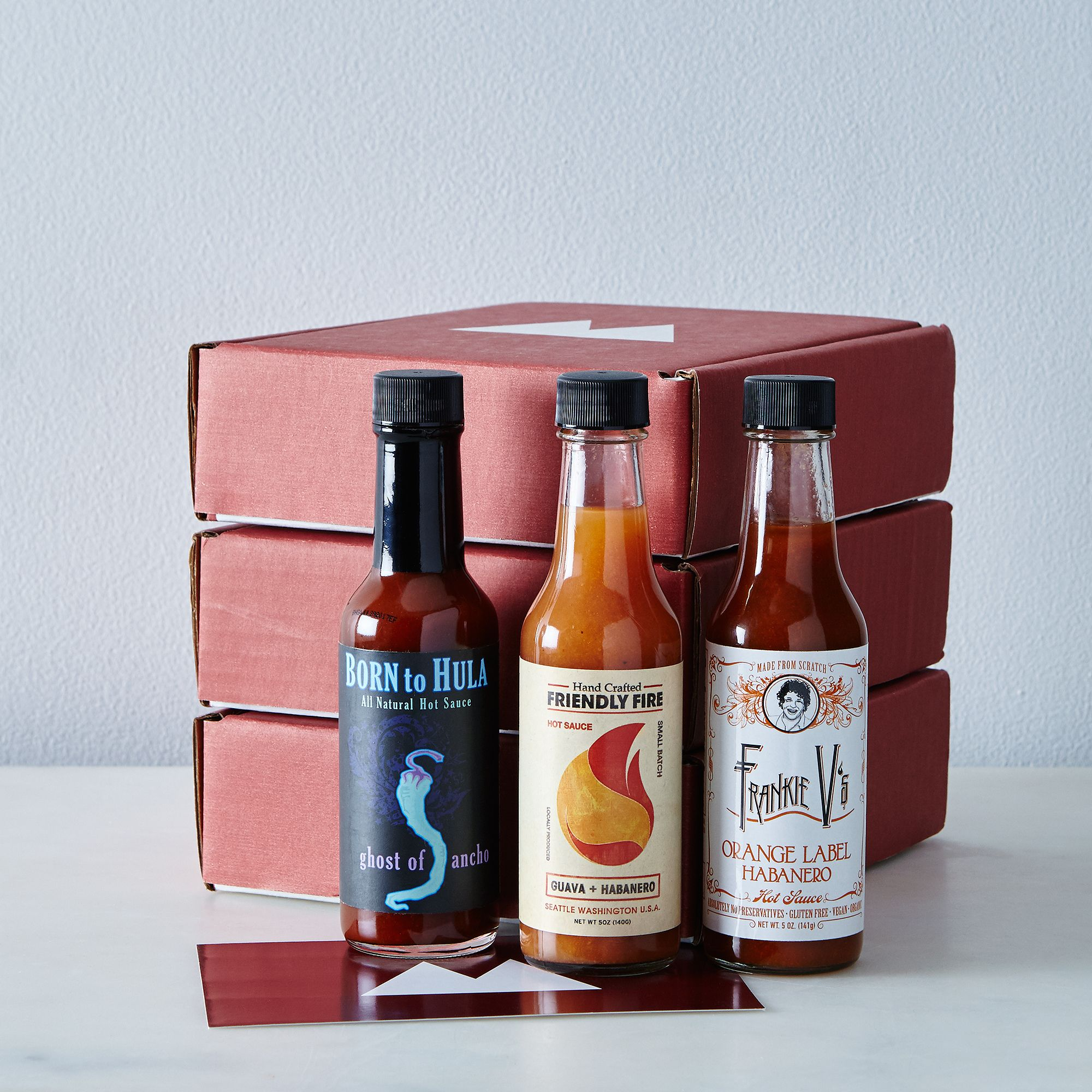 fuego box subscription for hot sauce lovers last minute christmas gifts